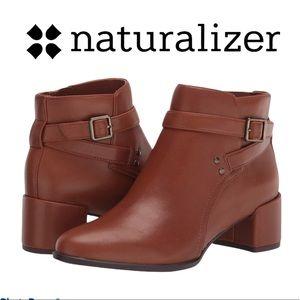 SOUL Naturalizer Rachelle Block Heel Ankle Booties